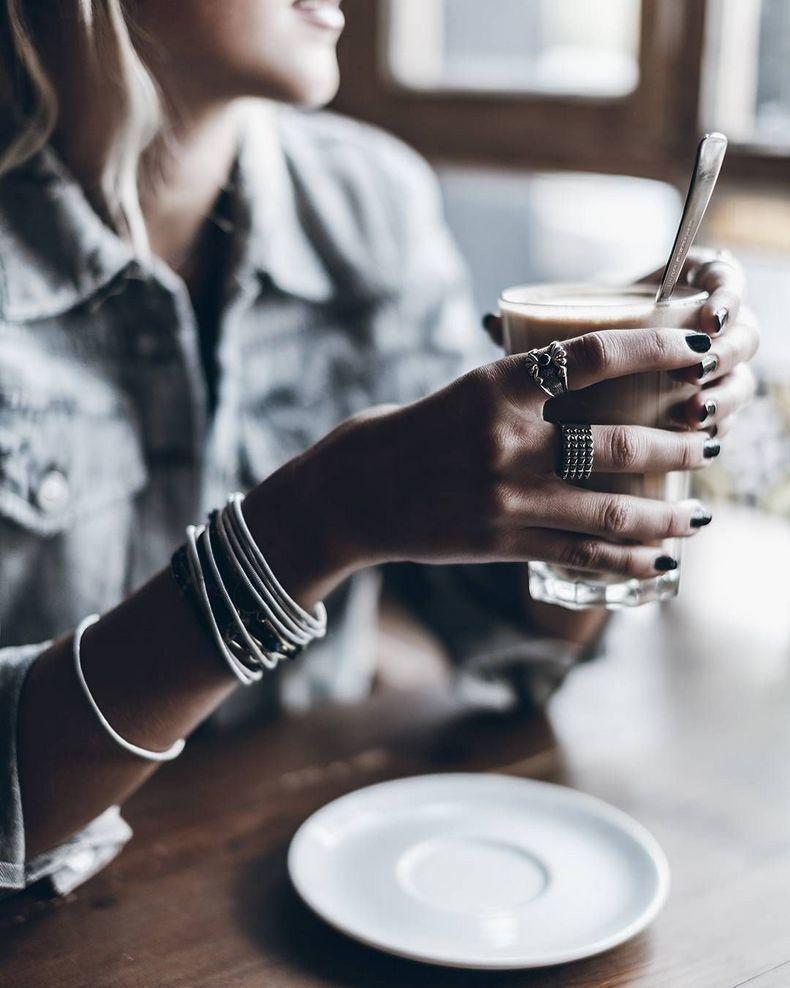 Зависимость от кофеина: Натуральные средства для избавления от нее