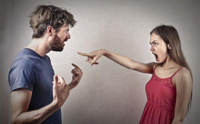 Контроль и власть в отношениях