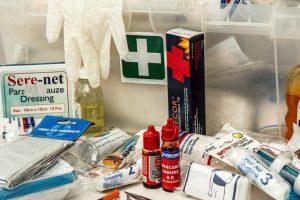 Что положить в аптечку для отпуска?