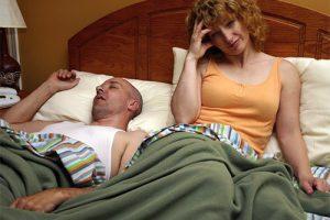 Недосыпание разрушает сексуальную жизн