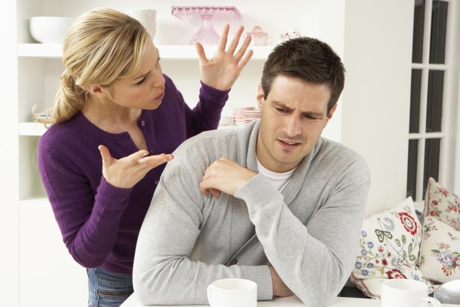 Ссоры в семье неизбежны, но делать это нужно правильно