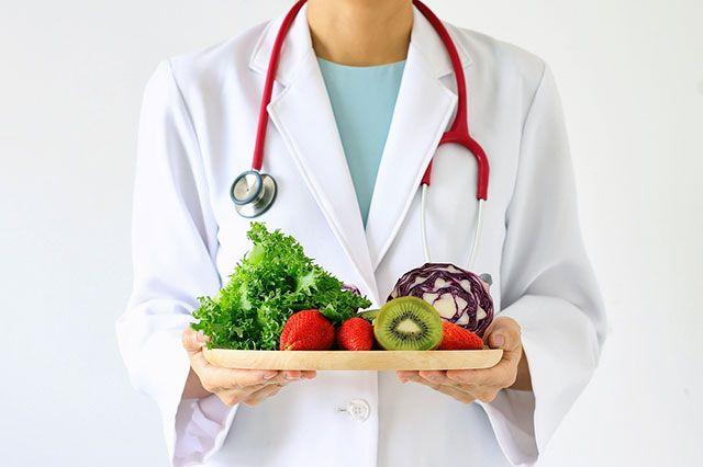 Диетотерапия. Какие болезни можно скорректировать питанием?
