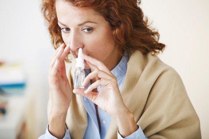 Капли в нос от аллергии: перспективы лечения лейкоза