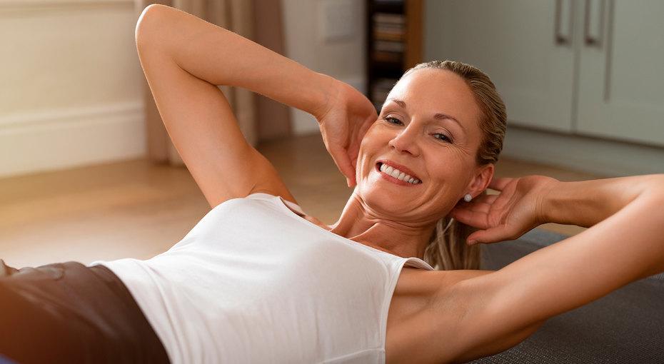 5 самых эффективных упражнений для женщин после 50 лет