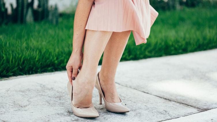 Фитнес для женщин. Как добиться тонких и красивых щиколоток?