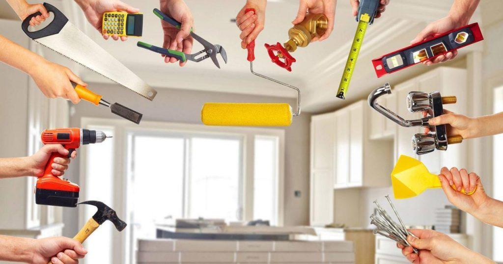 Ремонт квартир под ключ, черновая отделка, проведение коммуникаций от АСК Триан