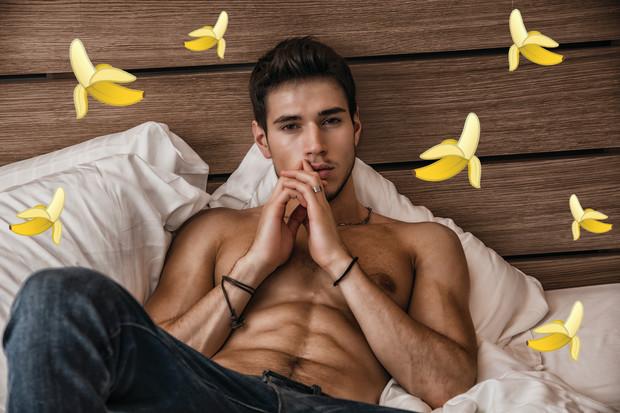 До какого возраста у мужчин растет «бананчик»