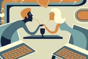 Отношения в сети
